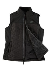 Milwaukee S Size Polyester Softshell Women Heated Jacket in Black (Battery Included) M232B21S