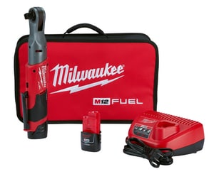 Milwaukee® M12 FUEL™ 1/2 in. 1-Tool Ratchet M255822
