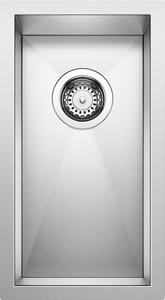 Blanco America Precision™ 11 x 20 in. Stainless Steel Single Bowl Undermount Kitchen Sink B512743