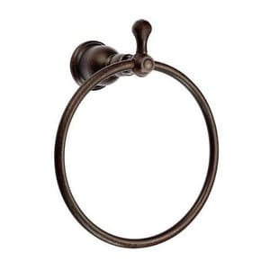 Danze Opulence™ Towel Ring in Tumbled Bronze DD442111BR