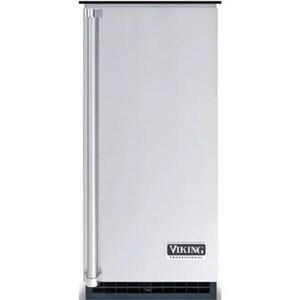 Viking Range Right Hinge Professional Ice Machine Door Panel in Stainless Steel VPIDP515RSS