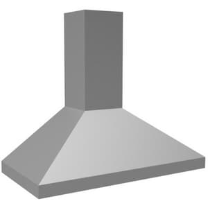 Vent-A-Hood 48 x 21 in. 600 cfm Wall Mount Range Hood in Stainless Steel VPDH14248SS