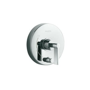 Kallista One™ Single Handle Bathtub & Shower Faucet in Polished Chrome (Trim Only) KP24416LV