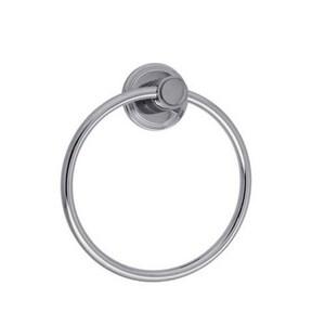 Kallista Vir Stil® Towel Ring in Nickel Silver KP3401000AD