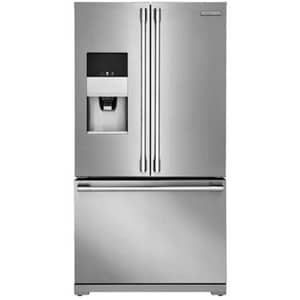Electrolux Home Products 35-5/8 in. 21.47 cf French Door Refrigerator in Grey EE23BC79SPS