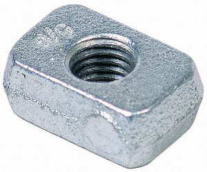 Anvil 1/2 in. Galvanized Insert Nut Only A281D