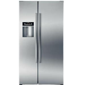 Bosch 36 in. 14 cf Freestanding Side-By-Side Refrigerator in Stainless Steel BB22CS30SNS