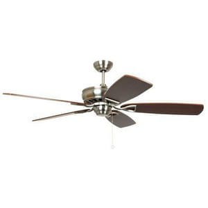 Craftmade International Supreme Air 79.5W 5-Blade Ceiling Fan with 56 in. Blade Span and Light Kit CSUA565
