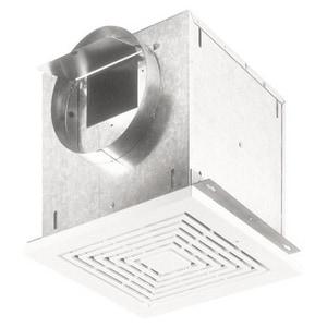 Broan Nutone LoSone Select® 210 CFM Ventilator in White BL200