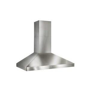 Best Range Hoods Colonne 42 in. Range Hood in Stainless Steel BWPP9IQT42SB