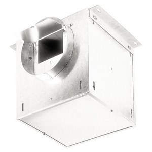 Broan Nutone LoSone Select® 157 CFM Ventilator in White BL150