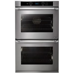 Dacor 30 in. Double Electric Wall Oven in Stainless Steel DDTO230S