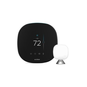 Ecobee SmartThermostat Pro Programmable Thermostat with Voice Control EEBSTATE5P01