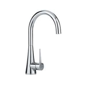 Franke 1-Hole Bar Faucet with Single Lever Handle in Polished Chrome FFFBP2500