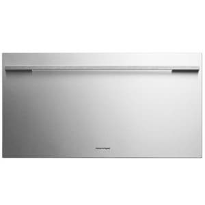 Fisher & Paykel Appliances 33-11/16 in. 3.1 cf Built-In Iridescent Undercounter Cool Drawer Refrigerator in Stainless Steel FRB36S25MKIW