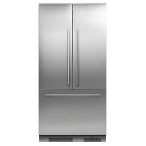 Fisher & Paykel Appliances 11.7 cf Built-In Panel Ready French Door Refrigerator FRS36A72J1