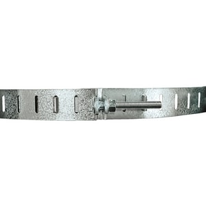 Holdrite Quick Strap® 75 gal. Galvanized Steel Water Heater Inch Poly Bag Strap HQS50P