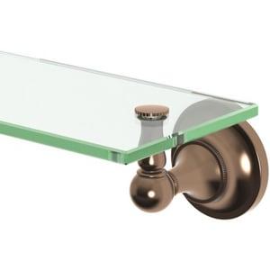 Gatco Tiara 20-1/2 in. Glass Shelf in Oil Rubbed Bronze GAT4346