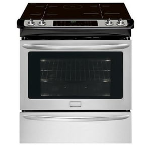 Frigidaire Slide-In Induction Range in Stainless FFGIS3065PF