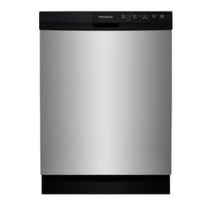 Frigidaire 24 in. Built-In Dishwasher in Silver Mist FFFBD2412SM