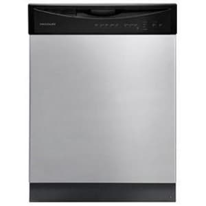 Frigidaire 24 in. 55dB 5-Cycle Built-In Dishwasher in Silver Mist FFFBD2411NM