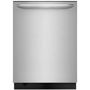 Frigidaire 7-Cycle 51dB Built-In Dishwasher in Stainless FFGID2476SF