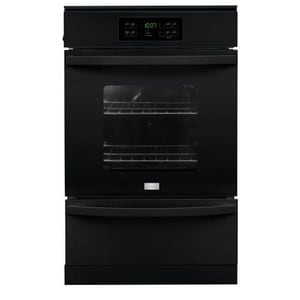 Frigidaire Single Gas Wall Oven in Black FFFGW2425QB