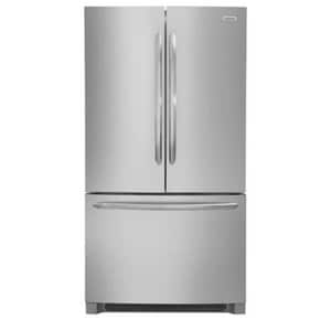 Frigidaire 27.6 cf French Door Refrigerator in Stainless FFGHN2868TF