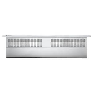 General Electric Appliances Monogram® Telescopic Downdraft in Stainless Steel GZVB36STSS