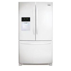 Frigidaire 36 in. 28 cf Freestanding French Door Refrigerator FFGHB2866P