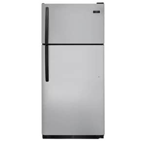 Frigidaire 21.9 cf 120V Freestanding Refrigerator in Silver Mist FFFTR1821TM
