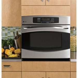 General Electric Appliances Profile™ Series 30 in. Built in Convection Wall Oven Stainless Steel GPT916SRSS