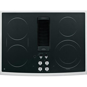 General Electric Appliances Profile™ 30 x 22-9/16 in. 9.1kW 4-Burner Electric Cooktop in Stainless Steel GPP989SNSS
