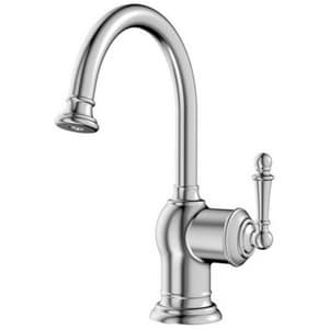 InSinkErator® Iris™ in Polished Chrome Hot Only Water Dispenser IFH2300