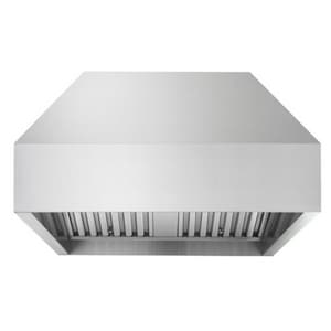 Lynx Sedona Series 42 in. 1200 cfm Wall Mount Vent Hood in Stainless Steel LSVH42