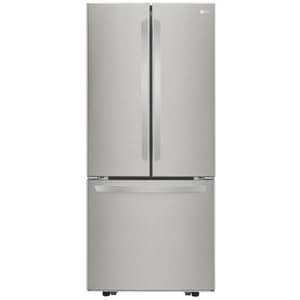 LG Electronics French Door Refrigerator in Stainless Steel LGLFCS22520S