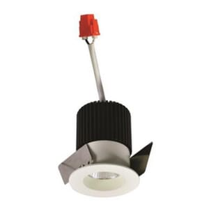 Nora Lighting 2-3/8 in. 2700K Non-Adjustable Round Straight Regressed Trim NNIO1RNG27X