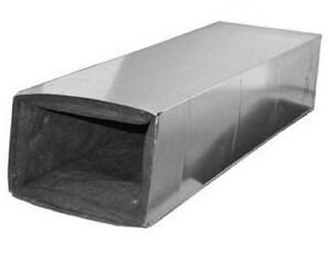 13-1/2 in. Plenum Foil Liner Cap SHMPFLCF2613427024