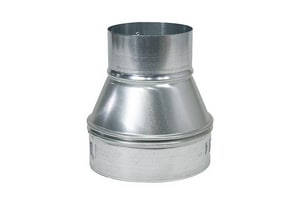 Cody Company 5 x 4 in. Duct Reducer (Less Crimp) COD400SP
