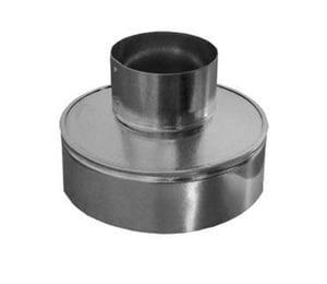 Aluminum Tee Cap Reducer SHMTCRA