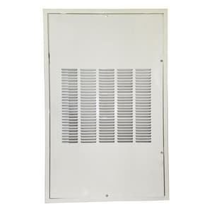 Allstyle Coil 44-1/4 in. Louvered Panel A3975
