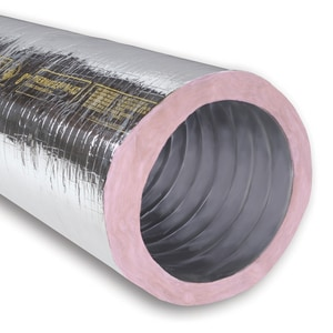 Flexible Technologies Thermaflex® M-KC 12 in. x 25 ft. Flexible Air Duct R6 FMKCR61225