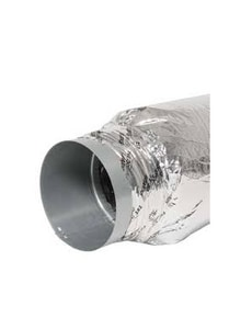 JP Lamborn 6 in. Flexible Air Duct with Polyester Copper Revival JMF07