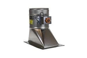Greenseam Industries 8 in. Duct Round Takeoff Galvanized Steel in Round Duct GHTS28GA26D