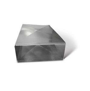 Royal Metal Products 48 x 14 x 10 in. Trunk Duct SHMTD1410P