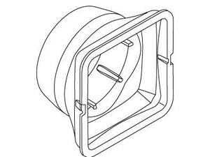 KOHLER Shield Leak for Kohler K-8002, K-8022, K-8030 and K-8034 K1036043