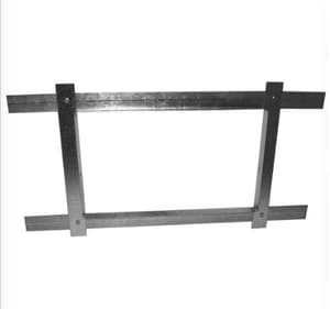 R&H Sheet Metal 30 x 6 in. Return Air Frame R111130U
