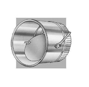 Royal Metal Products 6 in. Spin-In with Damper R702RQ