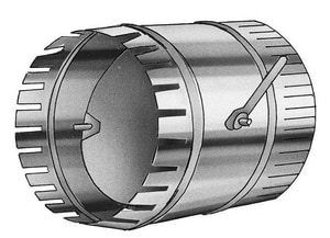 Royal Metal Products 4 in. Collar with Damper R310
