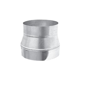 20 in. x 18 in. 26 ga Galvanized No-Crimp Duct Reducer S311P2018